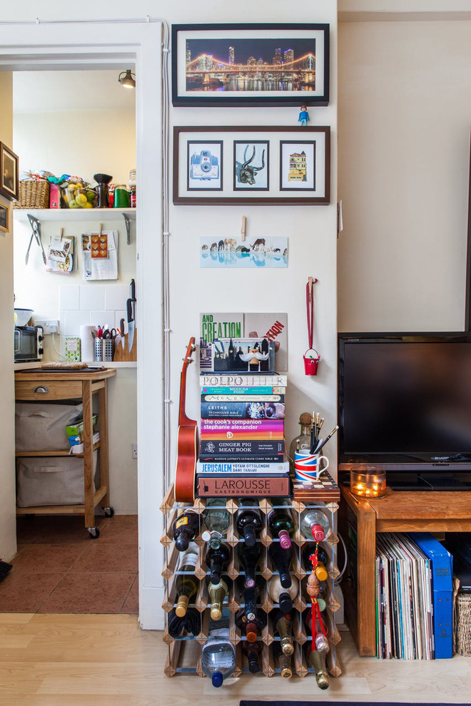Cô gái trẻ biến căn hộ cho thuê thành nơi vạn người muốn sống - Ảnh 20.