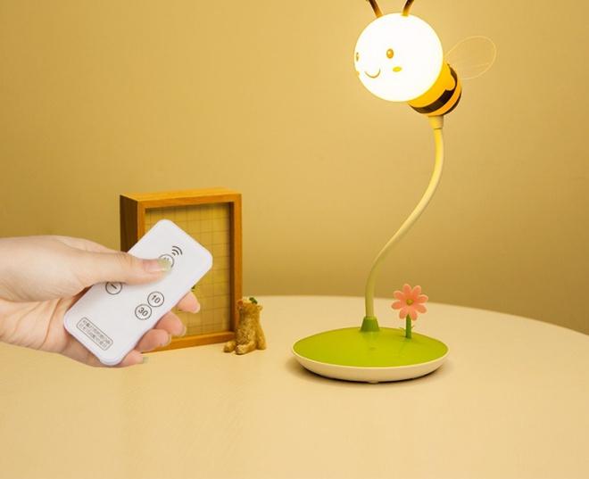 Sắm ngay những mẫu đèn ngủ đẹp như mơ cho nhà thêm lung linh - Ảnh 8.