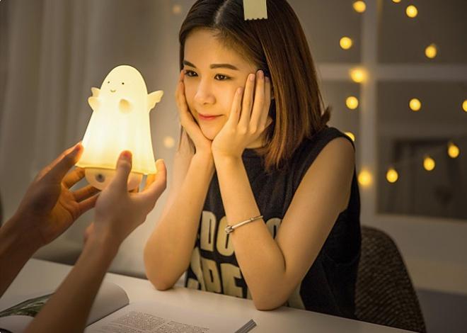 Sắm ngay những mẫu đèn ngủ đẹp như mơ cho nhà thêm lung linh - Ảnh 12.