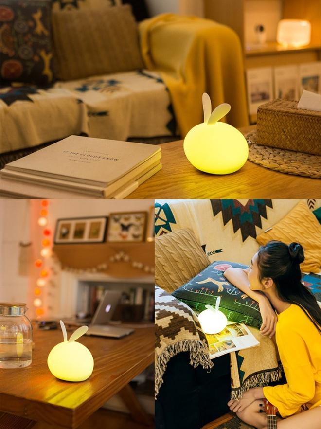 Sắm ngay những mẫu đèn ngủ đẹp như mơ cho nhà thêm lung linh - Ảnh 17.