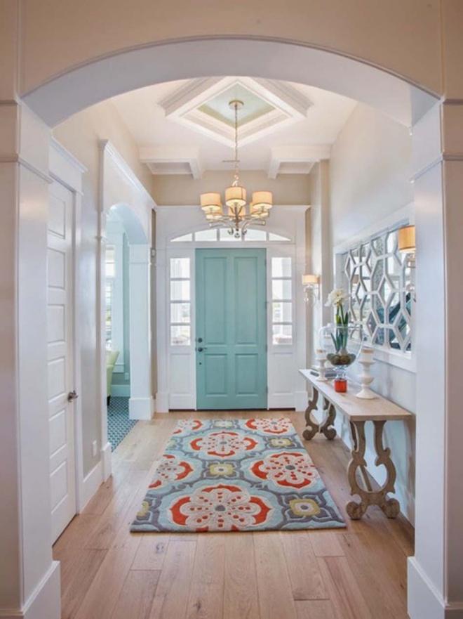Trang trí lối vào nhà đẹp bất ngờ đón Tết nhờ những ý tưởng DIY thú vị - Ảnh 2.