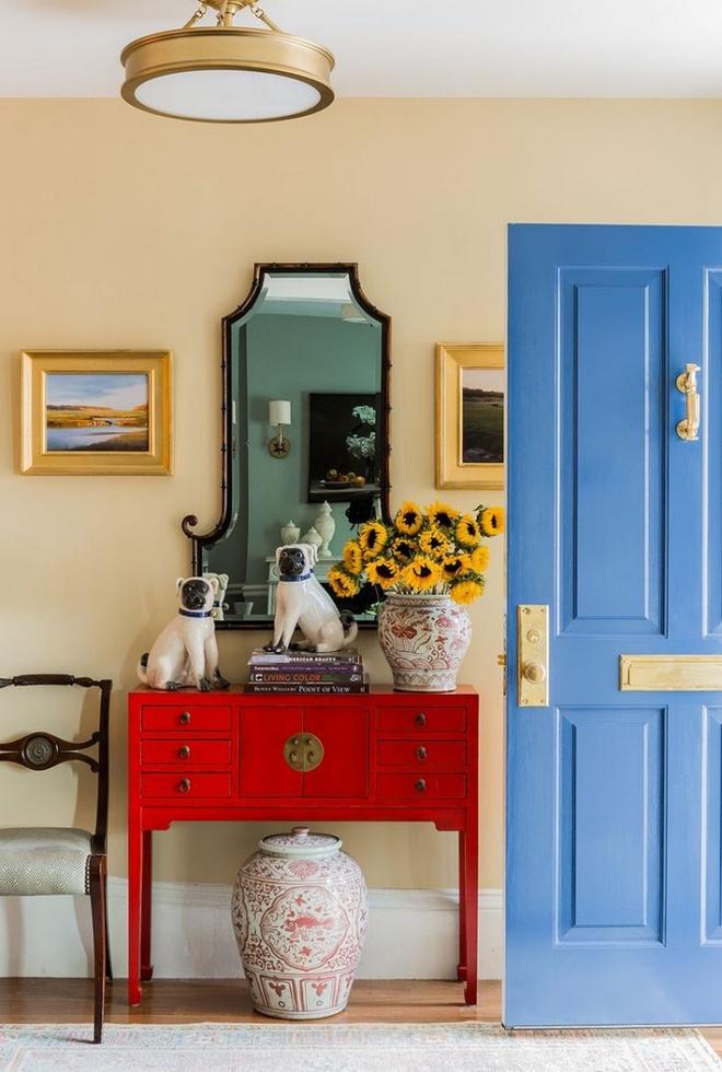 Trang trí lối vào nhà đẹp bất ngờ đón Tết nhờ những ý tưởng DIY thú vị - Ảnh 5.