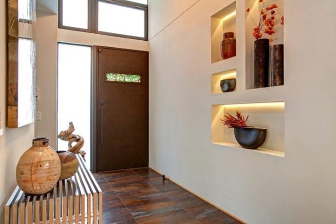 Trang trí lối vào nhà đẹp bất ngờ đón Tết nhờ những ý tưởng DIY thú vị - Ảnh 6.