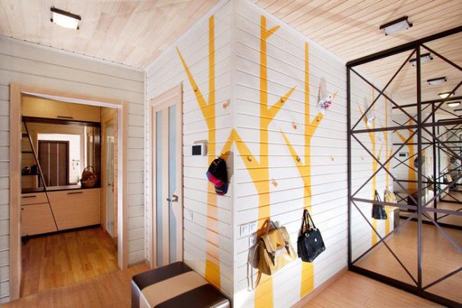 Trang trí lối vào nhà đẹp bất ngờ đón Tết nhờ những ý tưởng DIY thú vị - Ảnh 8.