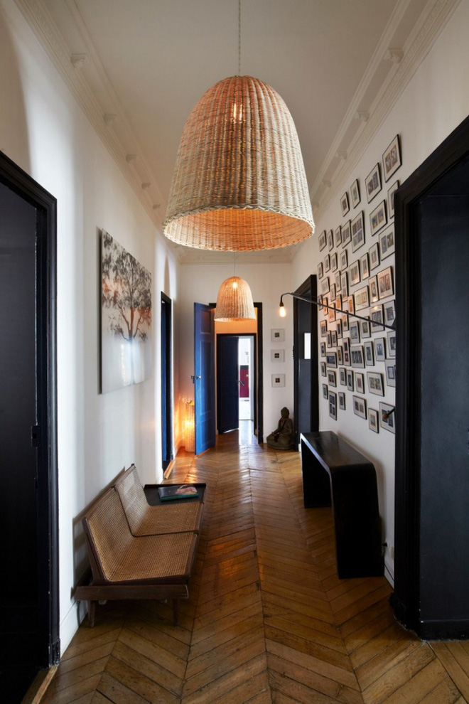 Trang trí lối vào nhà đẹp bất ngờ đón Tết nhờ những ý tưởng DIY thú vị - Ảnh 9.