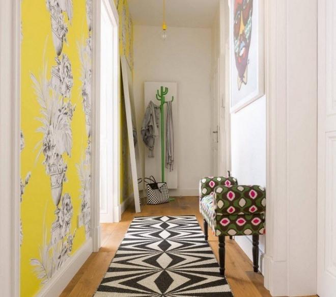 Trang trí lối vào nhà đẹp bất ngờ đón Tết nhờ những ý tưởng DIY thú vị - Ảnh 11.