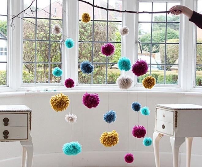 Trang trí cửa sổ đẹp lãng mạn đón năm mới tươi vui, hạnh phúc - Ảnh 7.