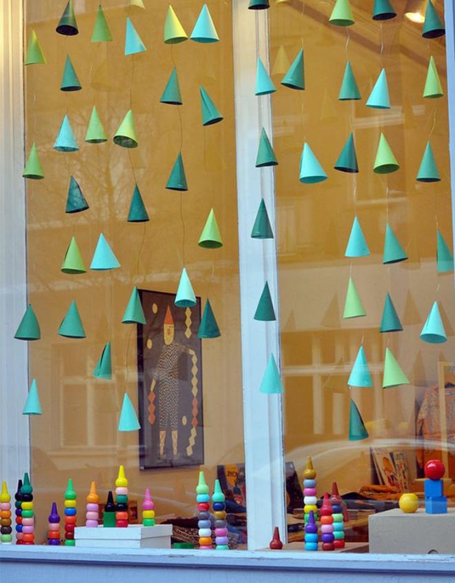 Trang trí cửa sổ đẹp lãng mạn đón năm mới tươi vui, hạnh phúc - Ảnh 10.