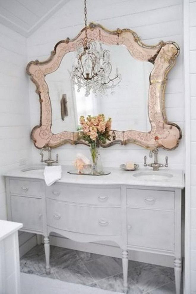 Cách thiết kế nhà tắm cực đẹp cho một năm mới vừa thoải mái lại hạnh phúc - Ảnh 8.
