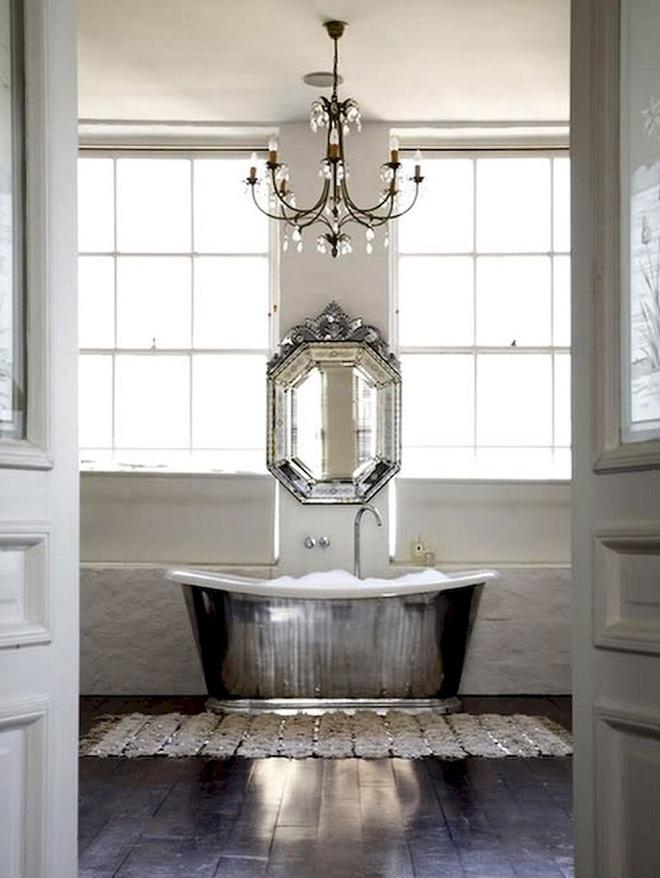 Cách thiết kế nhà tắm cực đẹp cho một năm mới vừa thoải mái lại hạnh phúc - Ảnh 14.