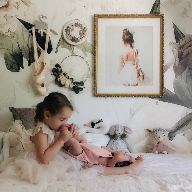 Có một bà mẹ chỉ chụp ảnh con ngủ mà cũng gây sốt đến thế - Ảnh 11.