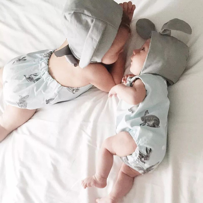 Có một bà mẹ chỉ chụp ảnh con ngủ mà cũng gây sốt đến thế - Ảnh 28.