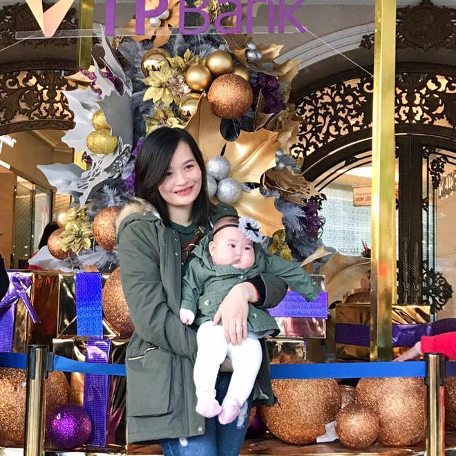 Em bé Hà Nội xinh như búp bê với đôi má bánh bao ai nhìn cũng muốn… cắn - Ảnh 14.