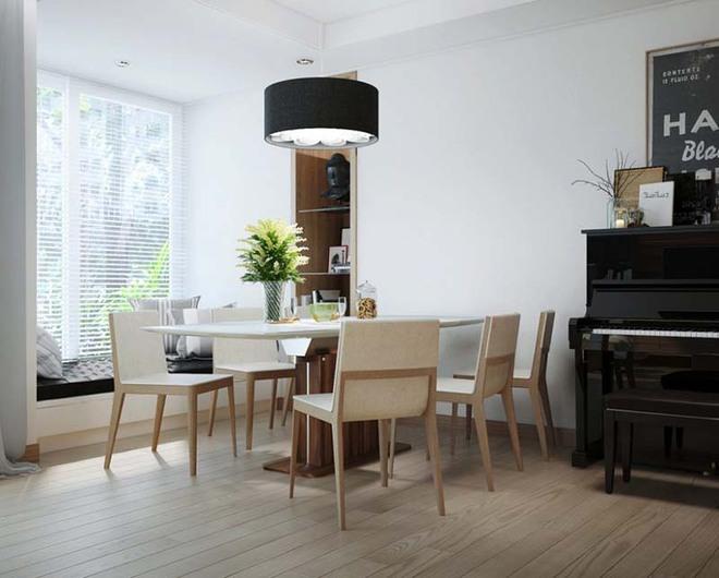 Tham khảo ngay những mẫu thiết kế này nếu bạn muốn có một phòng ăn đẹp miễn chê - Ảnh 12.