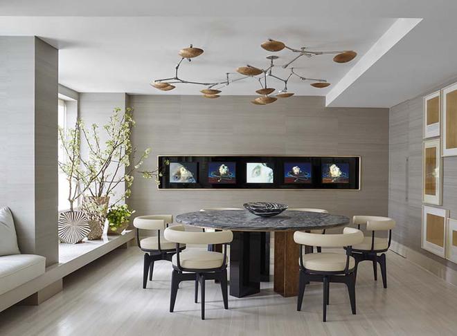 Tham khảo ngay những mẫu thiết kế này nếu bạn muốn có một phòng ăn đẹp miễn chê - Ảnh 13.