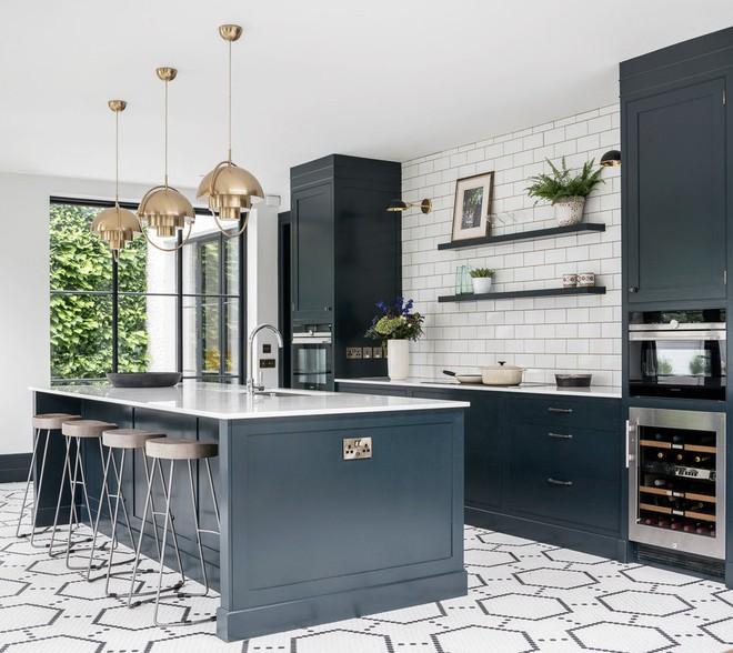 Những căn bếp mang phong cách công nghiệp khiến bạn chẳng thể làm ngơ - Ảnh 1.