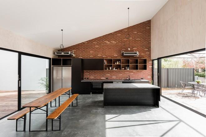 Những căn bếp mang phong cách công nghiệp khiến bạn chẳng thể làm ngơ - Ảnh 6.