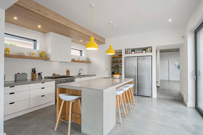 Những căn bếp mang phong cách công nghiệp khiến bạn chẳng thể làm ngơ - Ảnh 10.