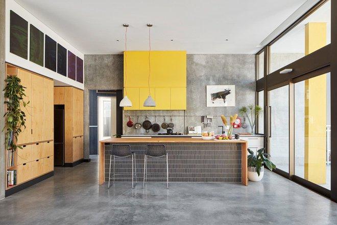 Những căn bếp mang phong cách công nghiệp khiến bạn chẳng thể làm ngơ - Ảnh 12.