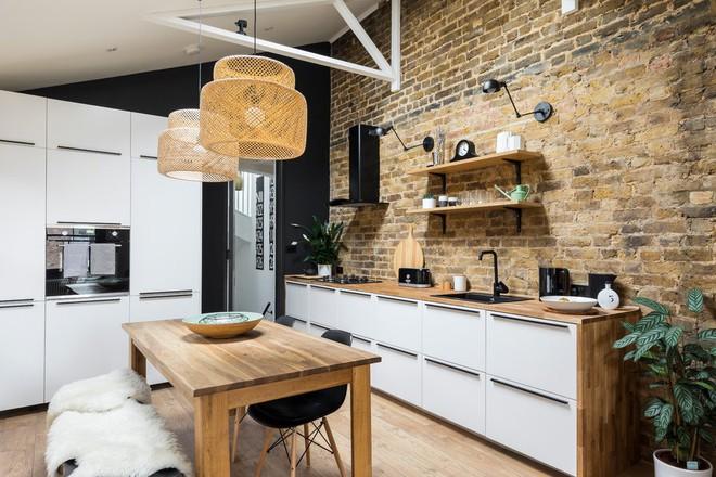 Những căn bếp mang phong cách công nghiệp khiến bạn chẳng thể làm ngơ - Ảnh 18.