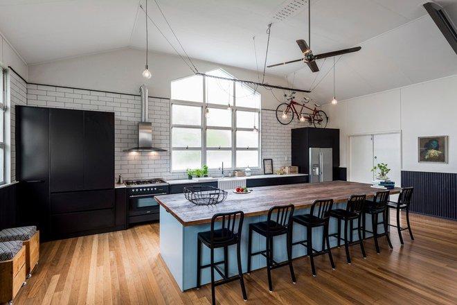 Những căn bếp mang phong cách công nghiệp khiến bạn chẳng thể làm ngơ - Ảnh 20.