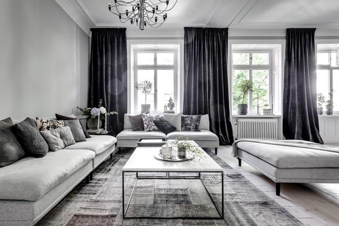 Cứ đẹp nhẹ nhàng thế thôi cũng đủ khiến bao người phát ghen với phòng khách nhà bạn rồi - Ảnh 7.