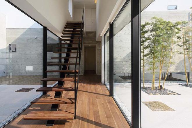 Nếu bạn nghĩ đơn giản sẽ khó tạo ấn tượng thì phải nhìn ngay những mẫu cầu thang này - Ảnh 9.