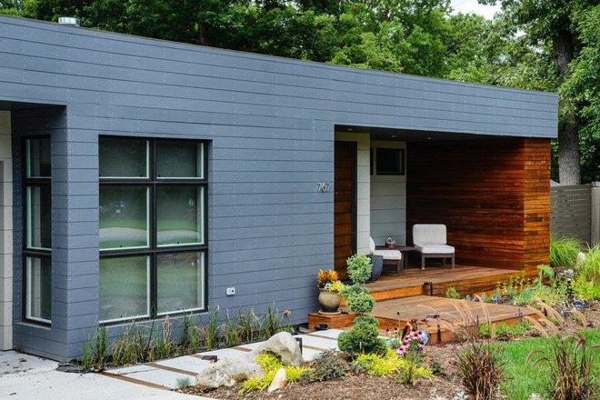 Ghi điểm tuyệt đối với khách đến nhà bằng những mẫu hiên nhà tuyệt vời này - Ảnh 11.
