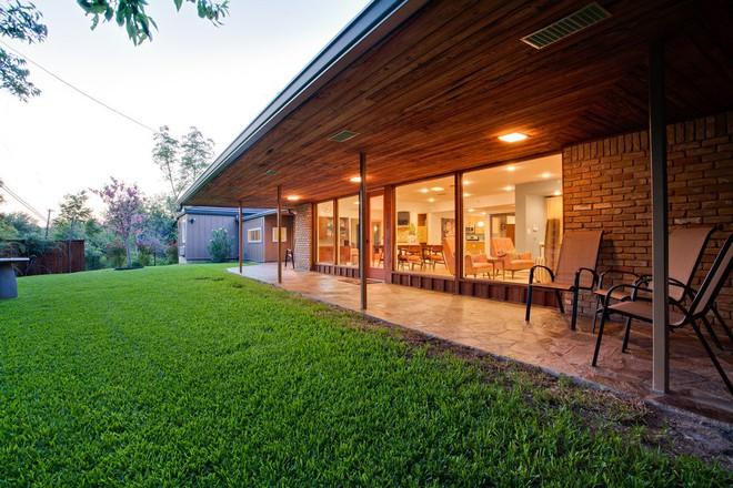 Ghi điểm tuyệt đối với khách đến nhà bằng những mẫu hiên nhà tuyệt vời này - Ảnh 14.