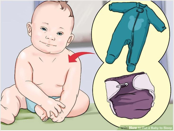 Quy trình đặc biệt giúp trẻ sơ sinh ngủ ngoan và ngủ xuyên đêm - Ảnh 5.