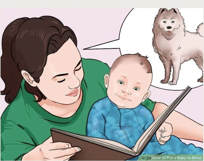 Quy trình đặc biệt giúp trẻ sơ sinh ngủ ngoan và ngủ xuyên đêm - Ảnh 6.