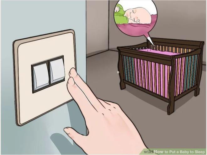 Quy trình đặc biệt giúp trẻ sơ sinh ngủ ngoan và ngủ xuyên đêm - Ảnh 9.