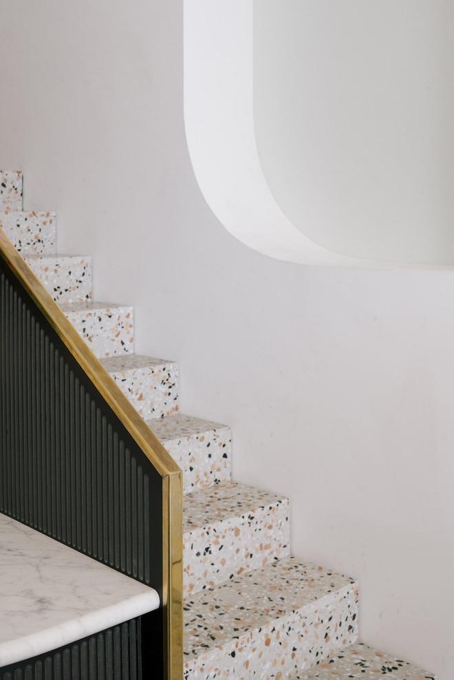 Bạn đã biết gì chưa, xu hướng sử dụng vật liệu đá mài granito đã quay trở lại trong thiết kế nhà và lợi hại hơn xưa - Ảnh 1.