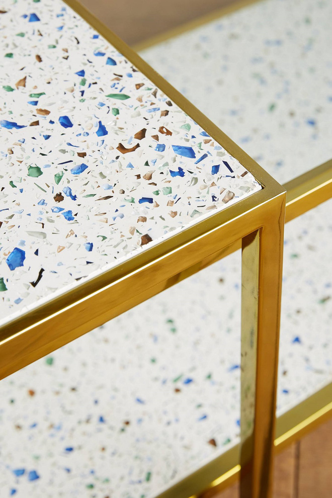 Bạn đã biết gì chưa, xu hướng sử dụng vật liệu đá mài granito đã quay trở lại trong thiết kế nhà và lợi hại hơn xưa - Ảnh 6.