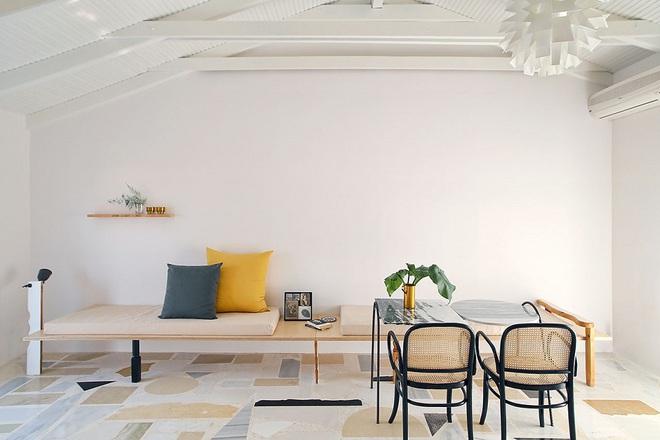 Bạn đã biết gì chưa, xu hướng sử dụng vật liệu đá mài granito đã quay trở lại trong thiết kế nhà và lợi hại hơn xưa - Ảnh 7.