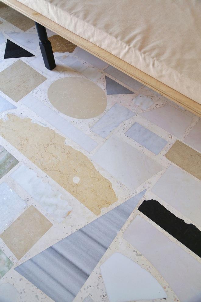 Bạn đã biết gì chưa, xu hướng sử dụng vật liệu đá mài granito đã quay trở lại trong thiết kế nhà và lợi hại hơn xưa - Ảnh 8.