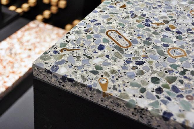 Bạn đã biết gì chưa, xu hướng sử dụng vật liệu đá mài granito đã quay trở lại trong thiết kế nhà và lợi hại hơn xưa - Ảnh 9.