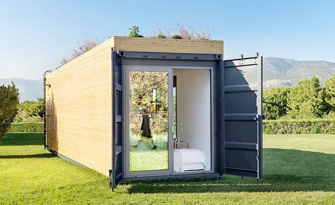 Ngôi nhà sinh thái bằng gỗ thân thiện với môi trường được hoàn thiện chỉ trong 1 tháng   - Ảnh 6.