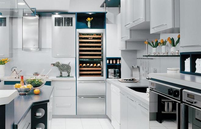 Thiết kế nhà bếp theo những xu hướng này đến thời con cháu vẫn chẳng lo lỗi thời - Ảnh 6.