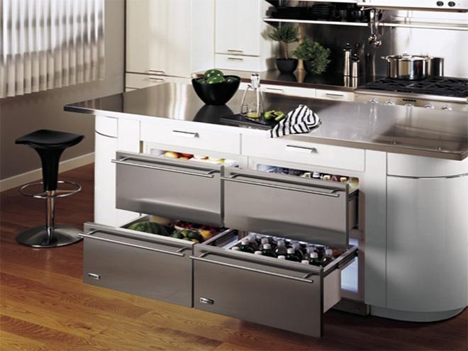Thiết kế nhà bếp theo những xu hướng này đến thời con cháu vẫn chẳng lo lỗi thời - Ảnh 7.