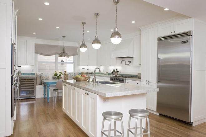 Thiết kế nhà bếp theo những xu hướng này đến thời con cháu vẫn chẳng lo lỗi thời - Ảnh 8.