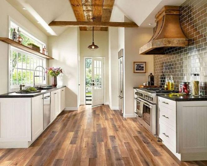 Thiết kế nhà bếp theo những xu hướng này đến thời con cháu vẫn chẳng lo lỗi thời - Ảnh 9.