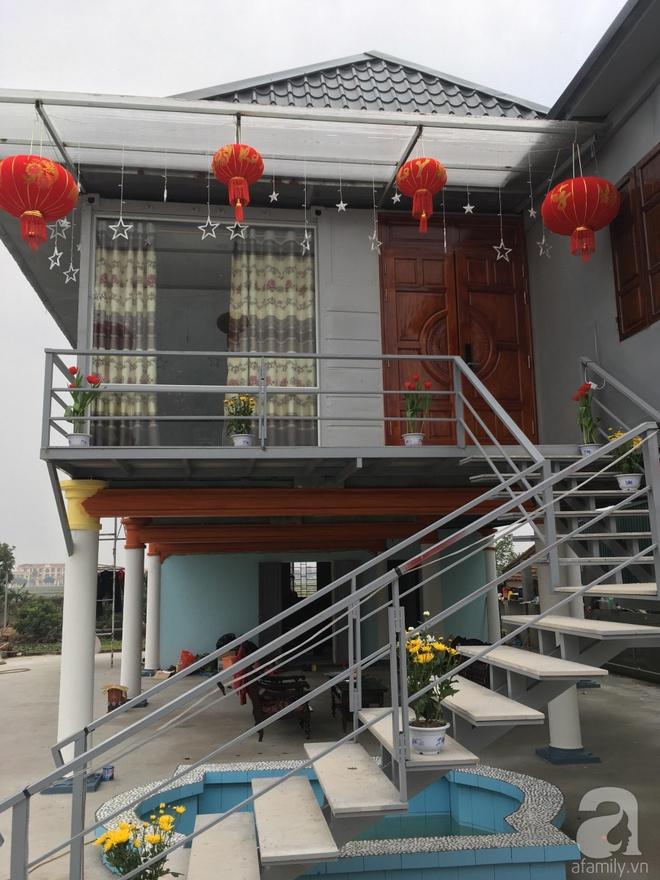 Chỉ với 2 thùng container và chi phí 500 triệu đồng, ngôi nhà ở Hải Dương khiến nhiều người trầm trồ ca ngợi - Ảnh 7.