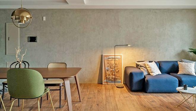 Căn hộ nhỏ vỏn vẹn 35m² trang trí theo phong cách Retro đẹp mê mẩn của cặp vợ chồng trẻ - Ảnh 6.