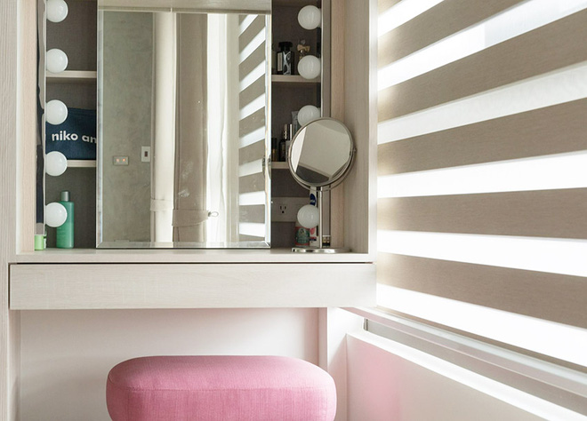 Căn hộ nhỏ vỏn vẹn 35m² trang trí theo phong cách Retro đẹp mê mẩn của cặp vợ chồng trẻ - Ảnh 11.