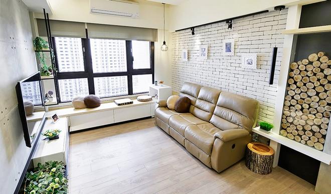 Hai cô gái đã tự tay bố trí nội thất vô cùng thông minh cho căn hộ nhỏ đi thuê - Ảnh 2.