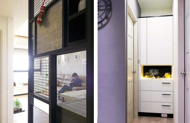 Hai cô gái đã tự tay bố trí nội thất vô cùng thông minh cho căn hộ nhỏ đi thuê - Ảnh 12.