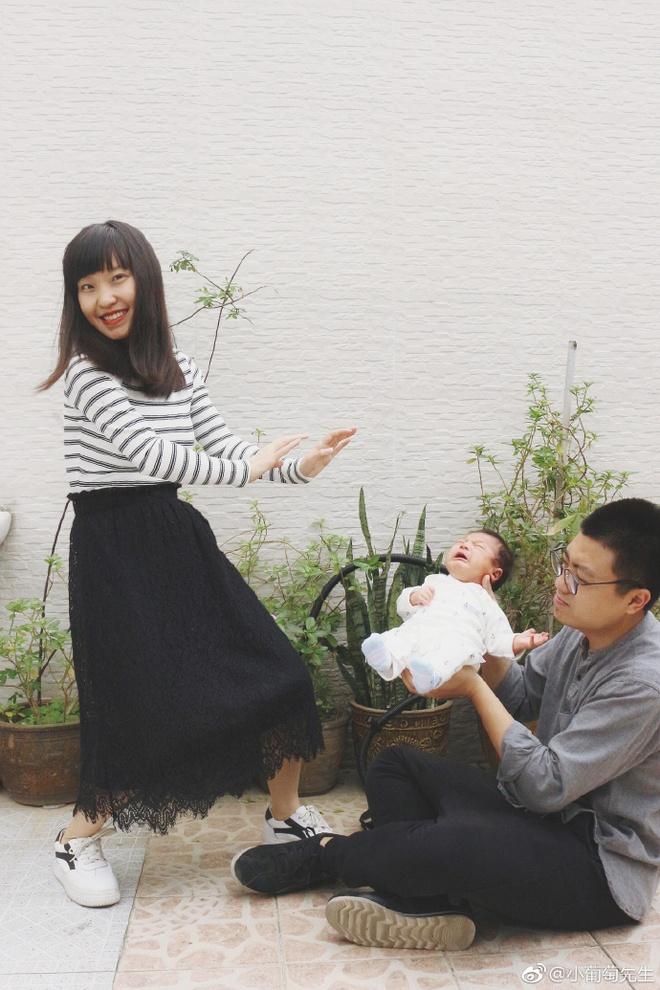 Chỉ với 9 bức ảnh, cặp vợ chồng trẻ đã kể hành trình mang thai - sinh con theo cách chẳng giống ai - Ảnh 11.
