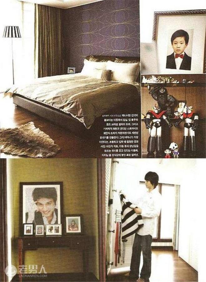 Cận cảnh hai căn biệt thự hàng chục tỉ đồng của Suzy và nam tài tử Lee Dong Wook - Ảnh 18.