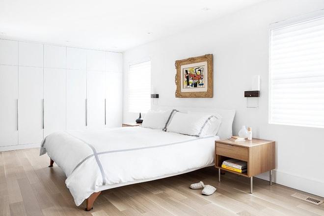 Có những căn phòng ngủ khiến bạn chẳng muốn rời chân nửa bước - Ảnh 1.